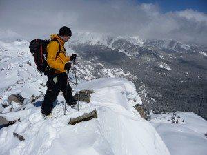 Scoping Lines in the Spanish Peaks