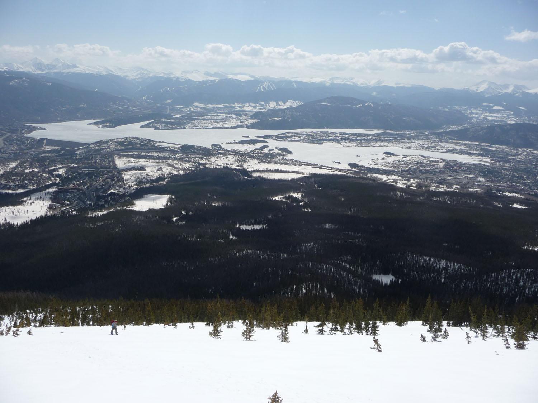 Skiing Silver Couloir In Colorado S Gore Range A