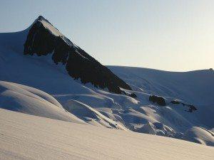 Sulphide Glacier