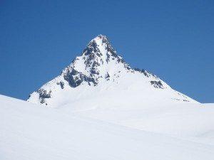 Shuksan's Summit Pyramid
