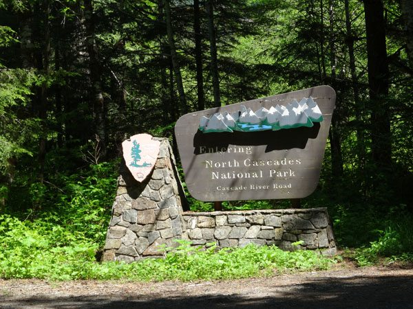 Cascade River Road