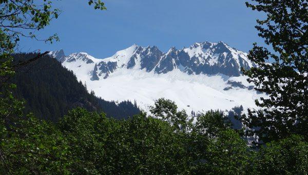 Sahale Mountain