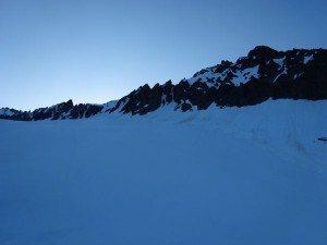 Quien Sabe Glacier