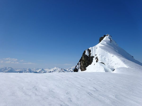 Sahale Mountain Summit - 8680'