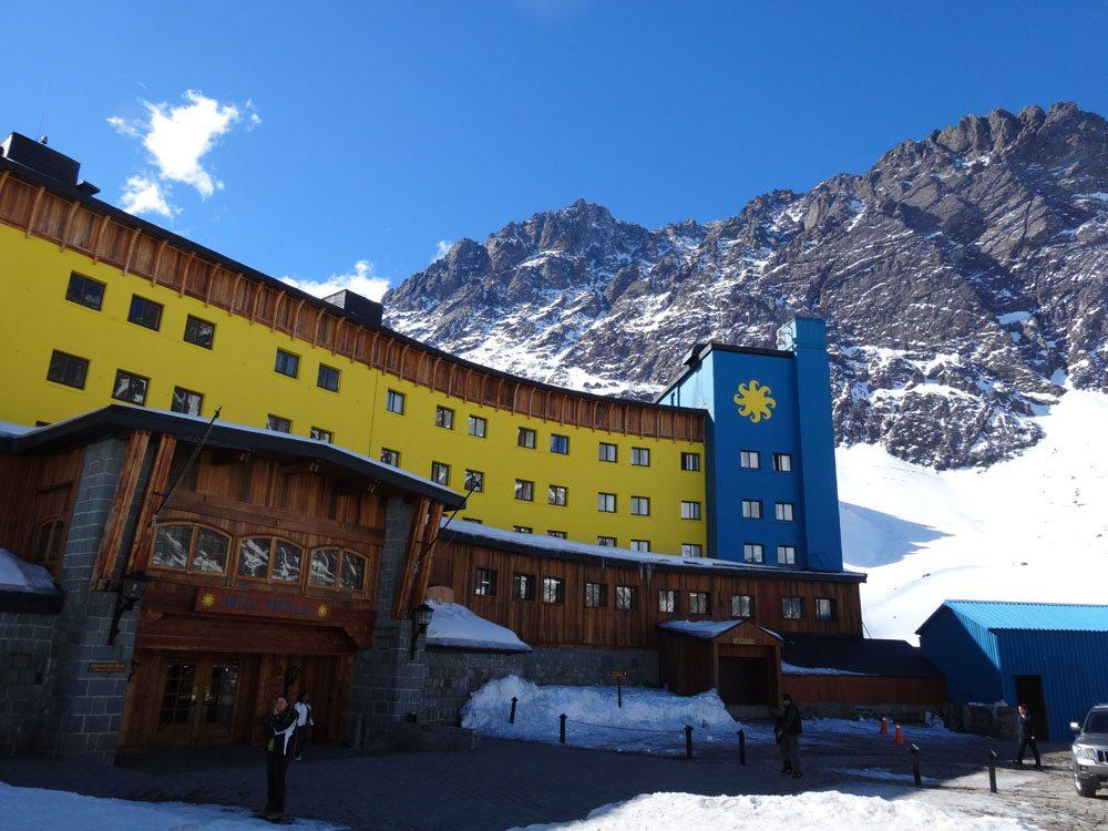 The Hotel Portillo
