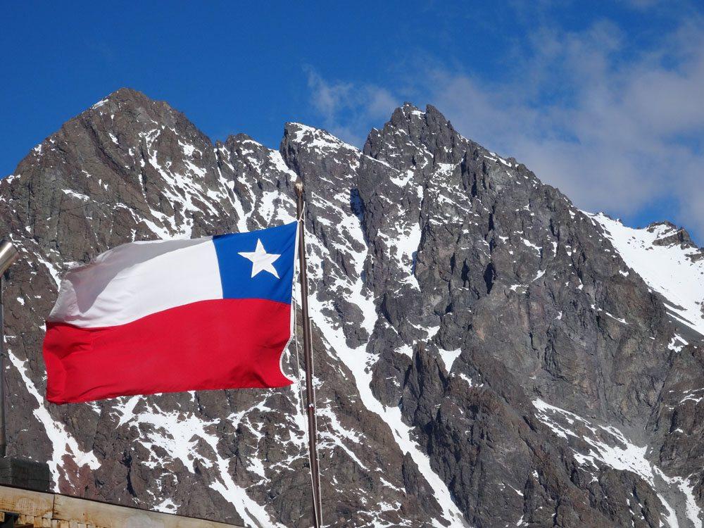 Chi-Chi-Chi-Le-Le-Le! Viva Chile!