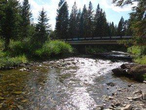 South Fork West Fork Gallatin River