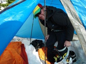 Beta LIght Tent