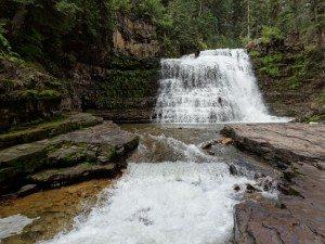 Ousel Falls Base