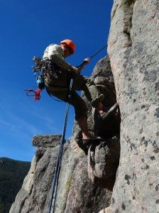 Rappel Between Pitch 1 and 2