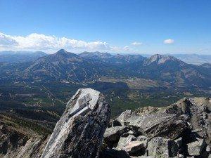 Beehive Peak - 10742'