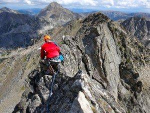 East Ridge Descent