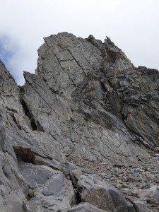 Honeycomb Peak - The 70's Route