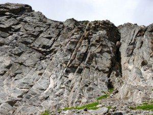 Who wants to climb Beehive Peak?