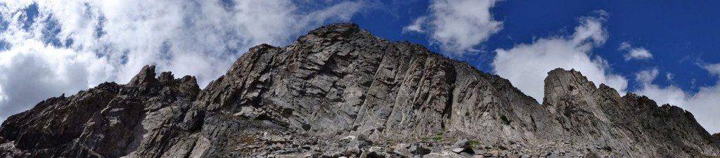 Beehive Peak Panorama