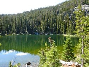 Hidden Lakes #1