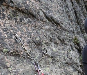 Chains At The Top Of Pitch 1