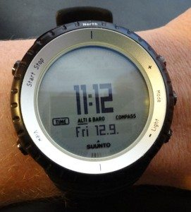 Suunto Core - Date and Time