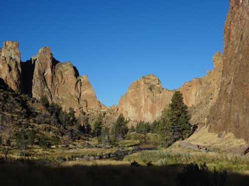 Smith Rock - Asterisk Pass