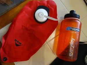 MSR Dromlite with Nalgene Top