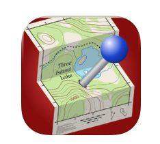 Topo Maps App