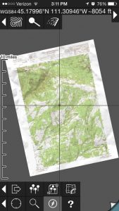 Topo Maps Orienting