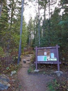 Lava Lake Trailhead
