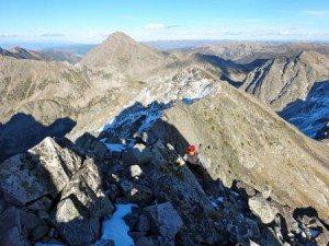 Beehive Peak East Ridge