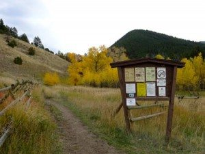 Bear Creek Trailhead