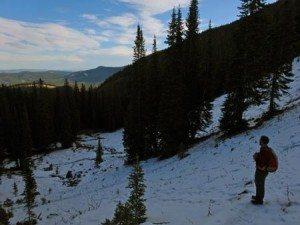 Hiking Mount Blackmore