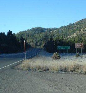 Portal Creek - Gallatin Range - MT