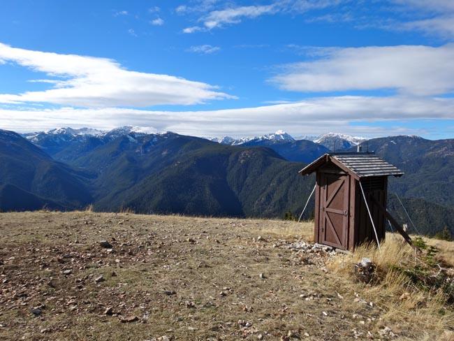 Garnet Mountain Trail
