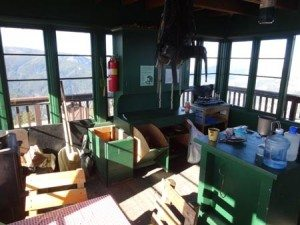 Garnet Mountain Fire Lookout
