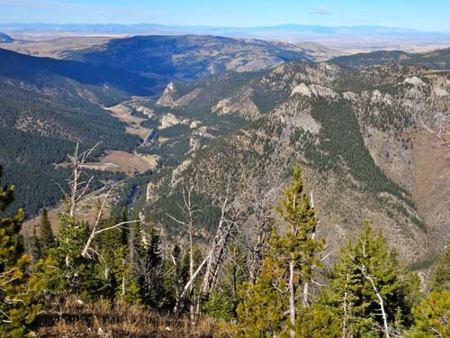 Storm Castle Peak Gallatin Range