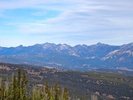 Cinnamon Mountain Lookout Trail
