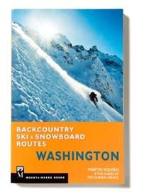 Backcountry Ski & Snowboard Routes Washington Volken