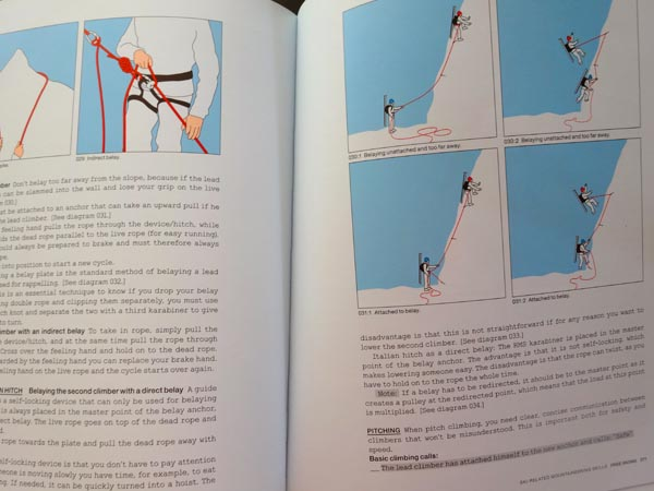 A closer look at the ultimate ski mountaineering book - Free Skiing: How To Adapt To The Mountain By Jimmy Oden