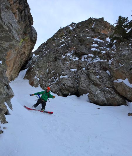 Broken Thumb Ski GTNP