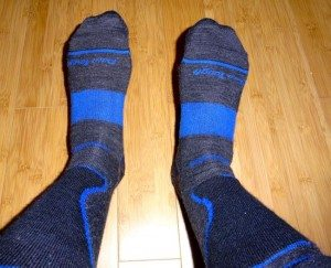 Darn Tough Padded OTC Ultralight Socks