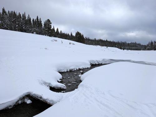 Telemark Meadows, Yellowstone National Park