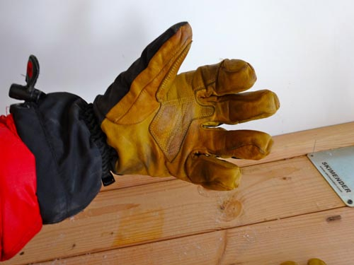 Marmot Exum Guide Glove Review