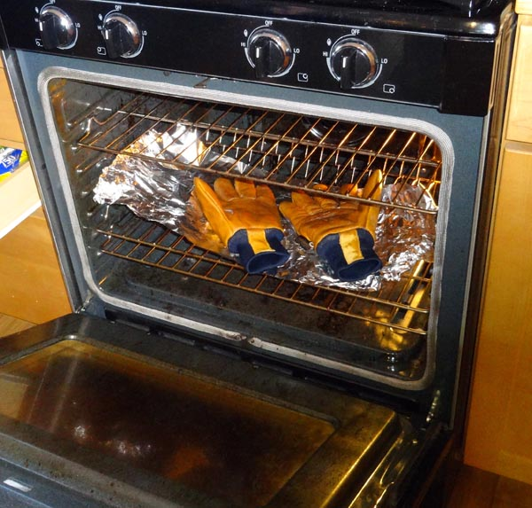 Cooking Kinco Gloves