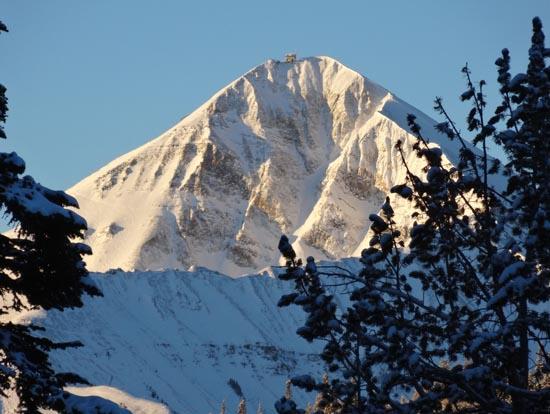 Lone Peak at Big Sky Resort