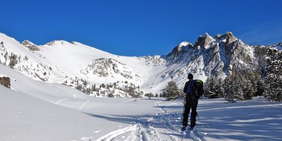 Middle Basin, Montana