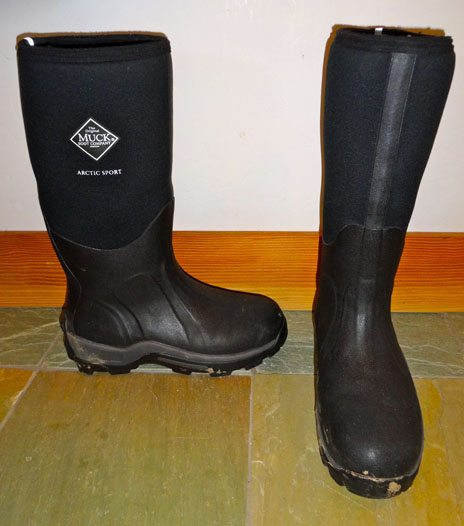 Muck Boots Arctic Sport Review