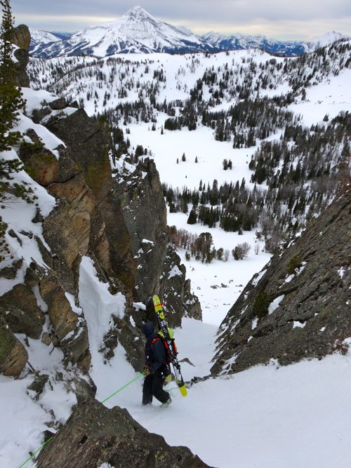 The Itty Bitty Couloir