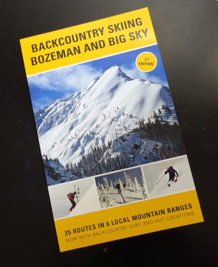 Backcountry Skiing Bozeman and Big Sky