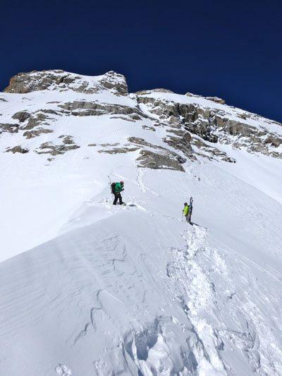 Ellingwood/Glacier Route