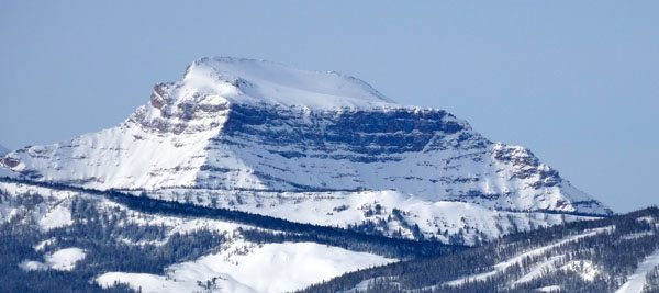 Sphinx Mountain