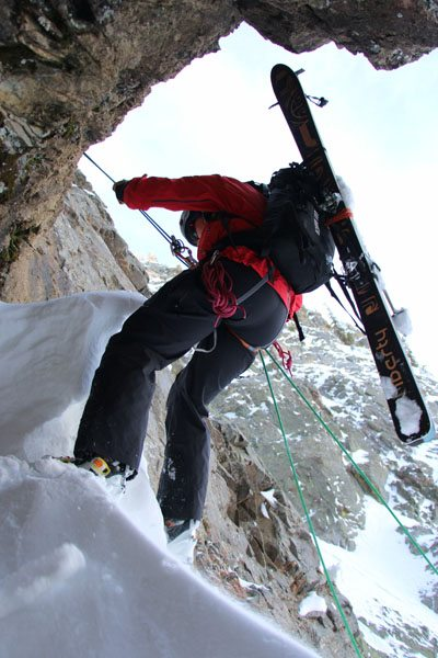 Black Diamond Couloir Harness Review